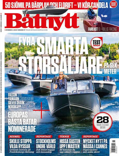 Prenumerera på Båtnytt