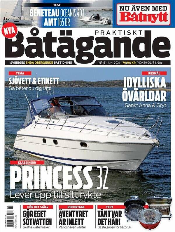 Prenumerera på Praktiskt Båtägande