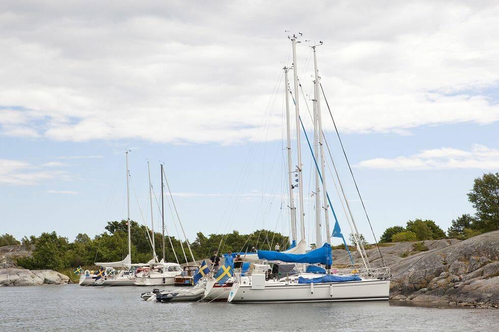 Resmålet Nassa Skärgård: En ny ö för varje dag