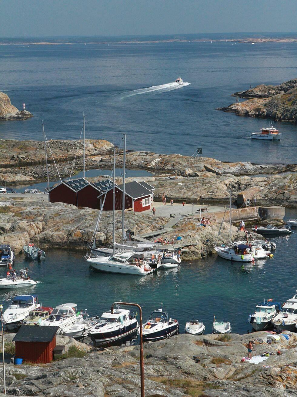 Väderöarna: Sol, vind och idyllisk natur