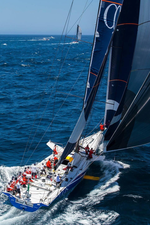 TV: Maxad superbåt seglar ÅF Offshore Race