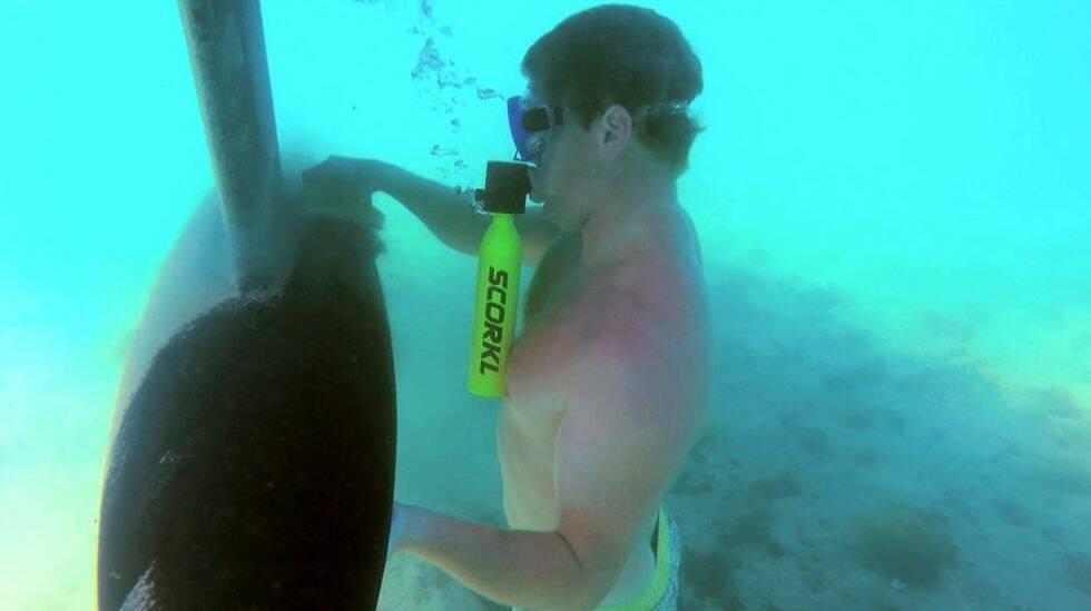 Smarta prylen som hjälper dig dyka – utan dykutrustning