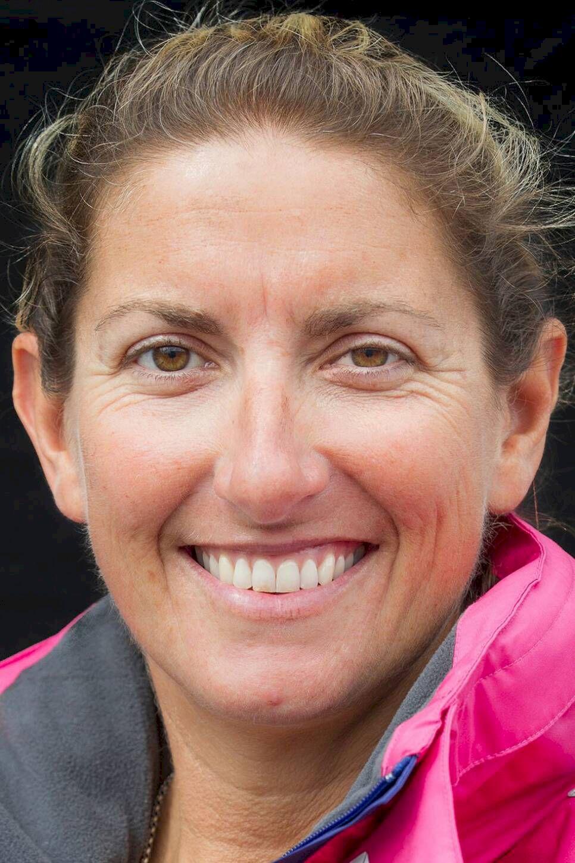 Första kvinnliga skepparen klar för Volvo Ocean Race