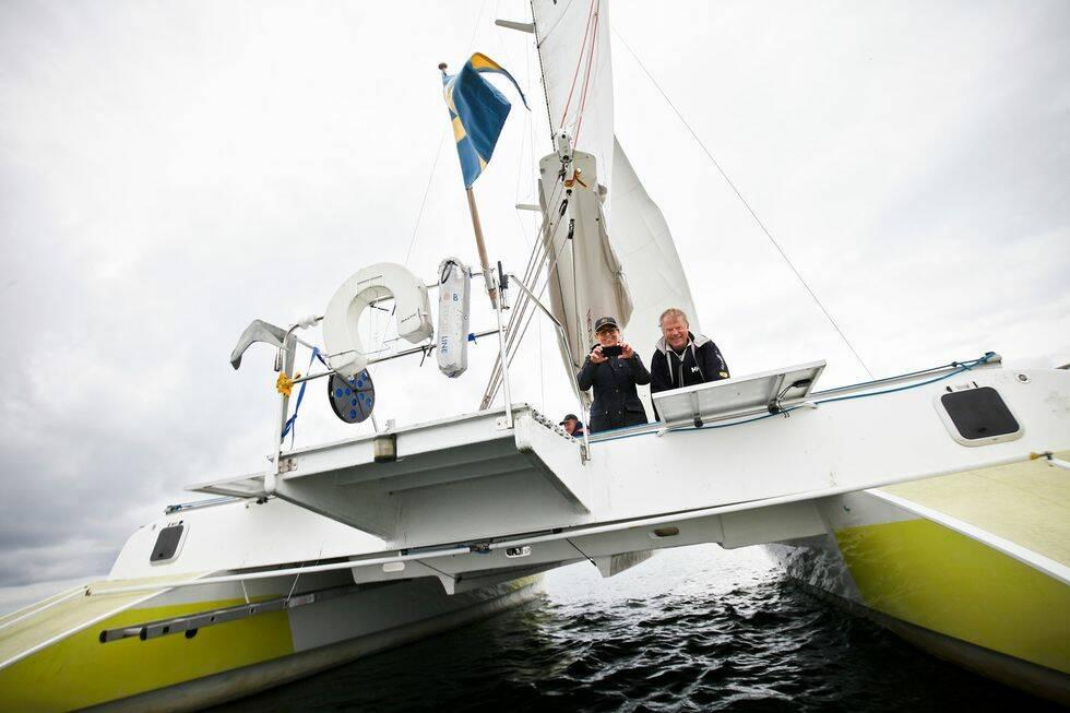 Här är båten som ska göra livet till sjöss tillgängligt för alla – oavsett förutsättningar