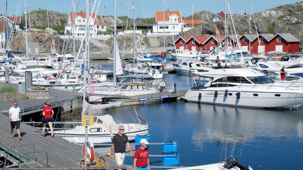 Västkustpärla utsedd till årets gästhamn – för andra gången