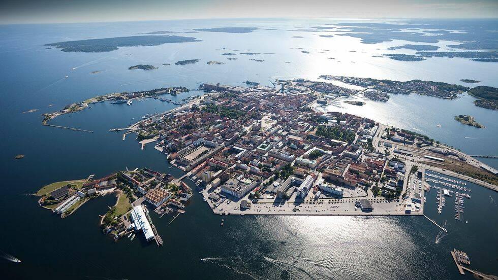 Färdmål: Njut av Karlskrona – staden mitt i skärgården