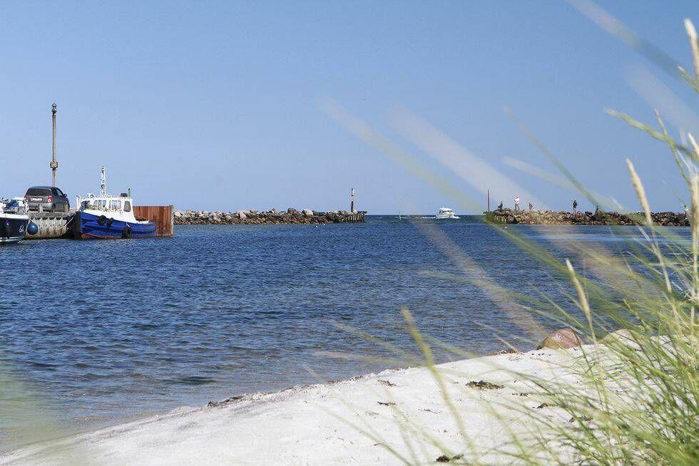 Färdmål: Danska fiskeläget Hou – tropisk känsla bland sandbankar