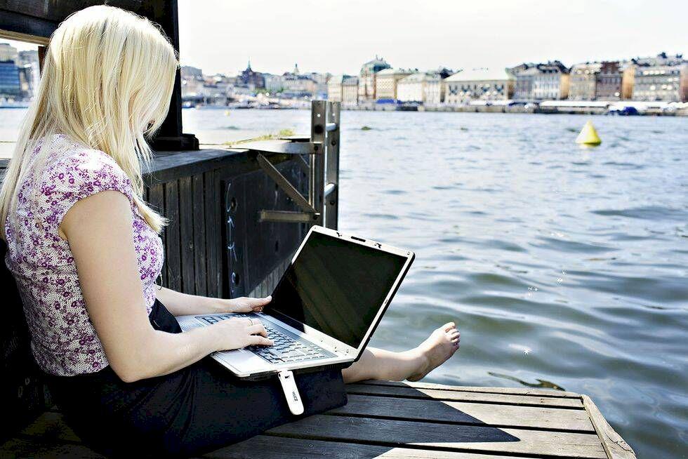 Uppkopplad avkoppling – så får du ut mesta möjliga mobildata på sjön