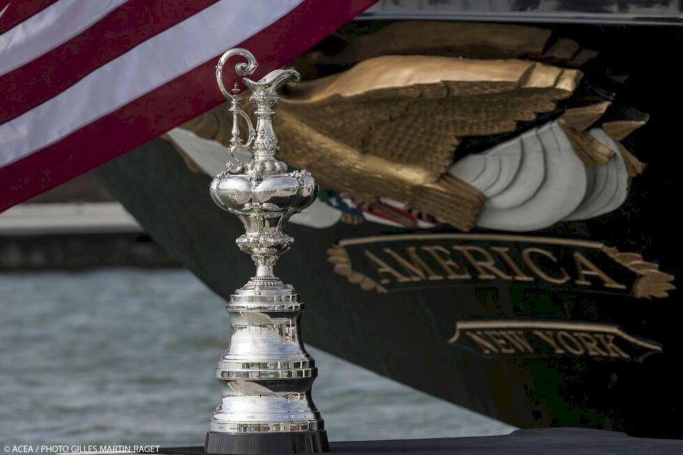 Reportage: America's Cup – från skonare till katamaraner