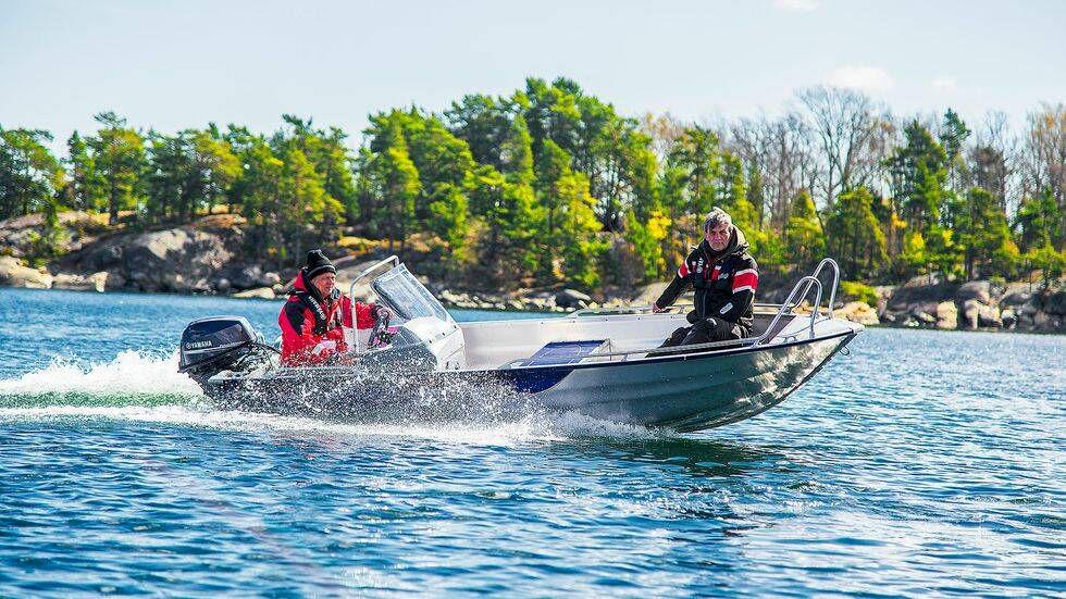 Stort test: Tre perfekta småbåtar