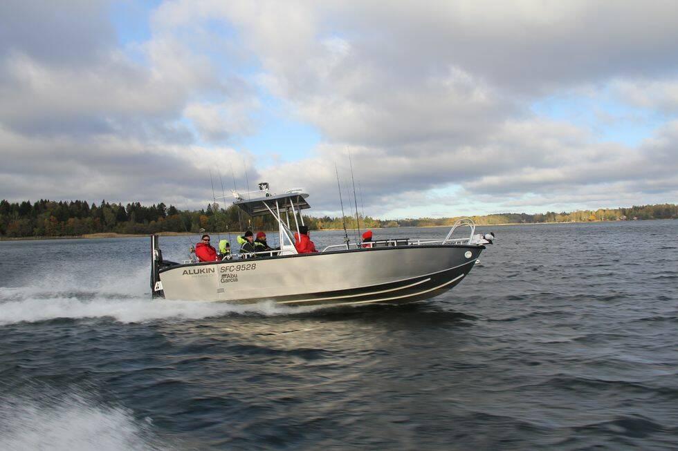7 anledningar: Därför ska du skaffa en aluminiumbåt