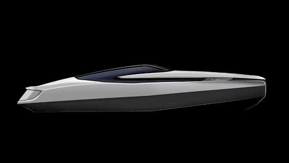 Brittiska Fairline överraskar med superlyxig dagtursbåt