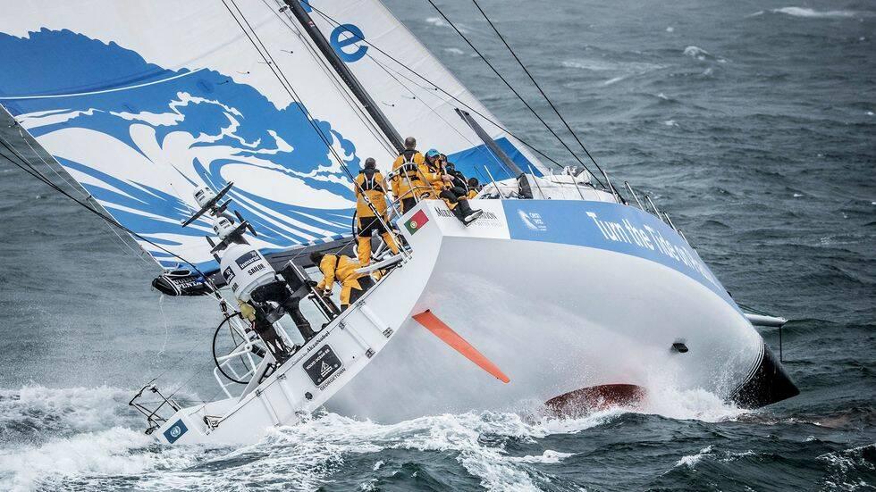 Svensk seglare klar för Volvo Ocean Race