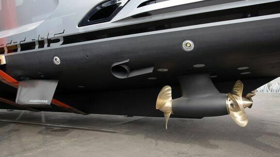 TV: Här är Porsches nya makalösa lyxjakt
