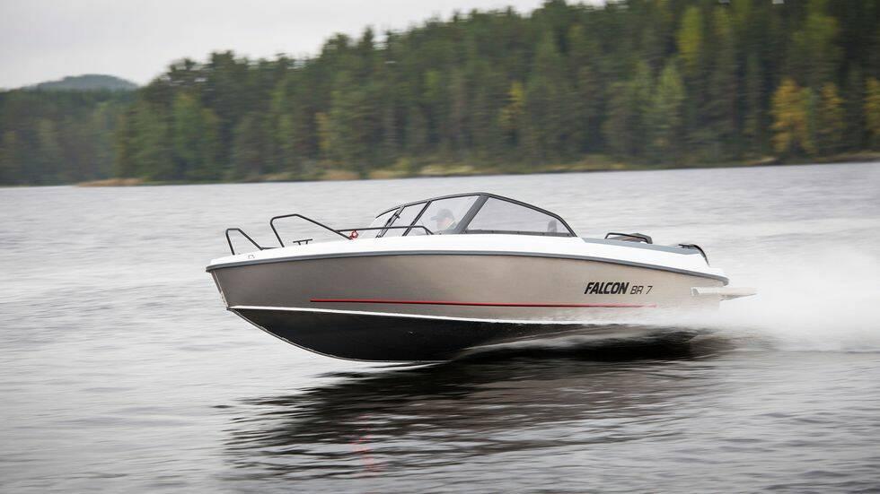 Här är finska Bellas nya aluminiumbåtar