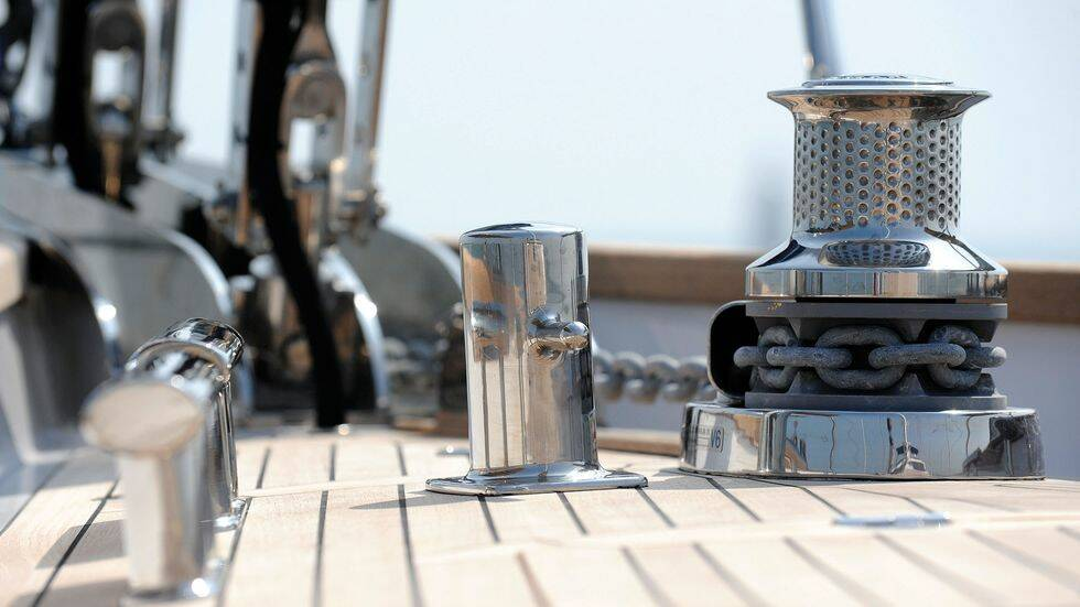Förenkla ditt båtliv med elektriskt ankarspel