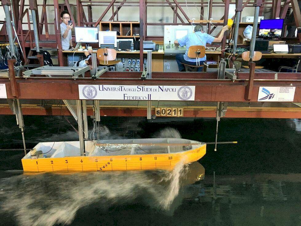 """Forskaren sågar dagens båtskrov: """"För kraftiga och tunga"""""""