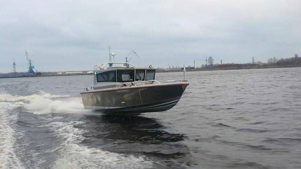 TV: Här är första hyttbåten från pånyttfödda Ockelbo