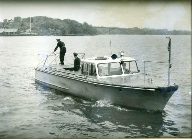 Från Silvergrogg till Stridsbåt