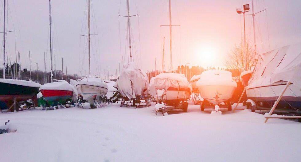 Stöld och brand – så skyddar du båten under vintern