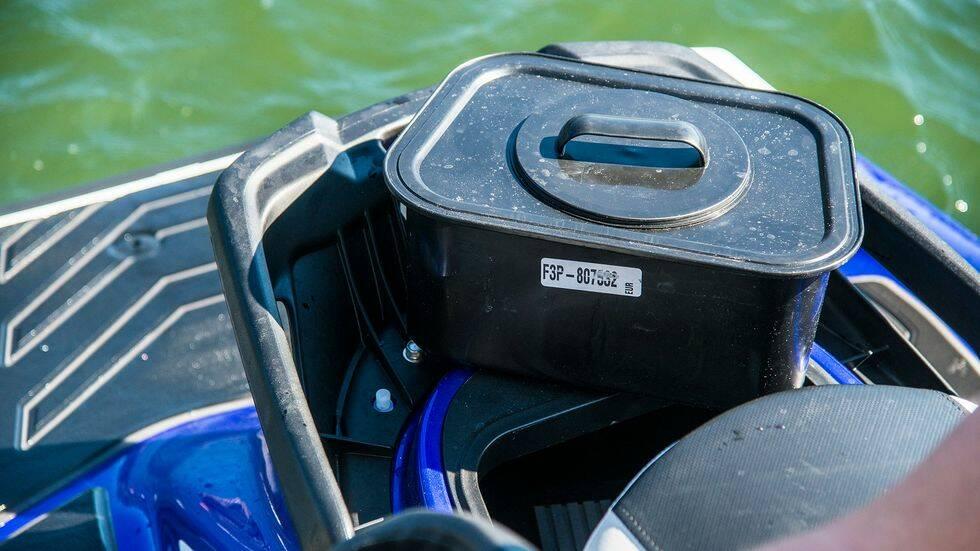 Test: Över 60 knop med Yamahas nya skoter