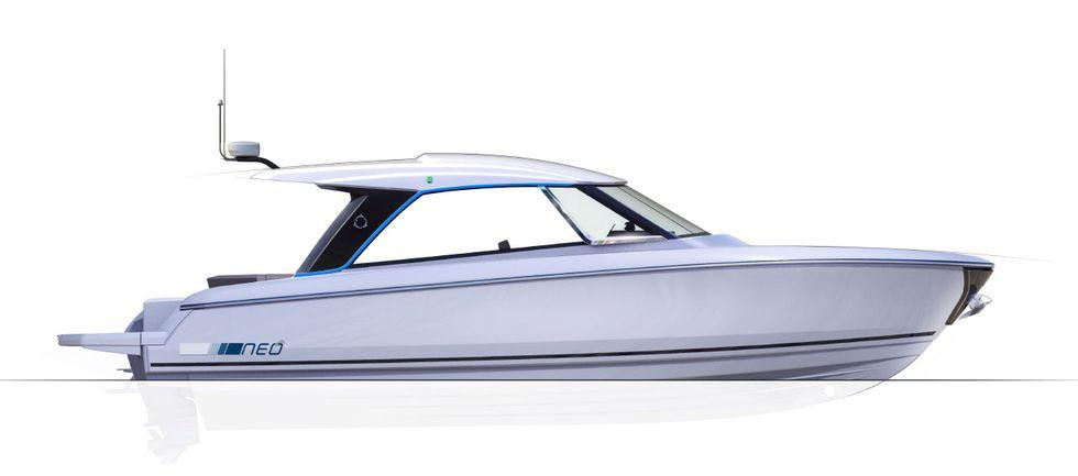 Nu kommer planande båtar med eldrift – dansk tillverkare först ut