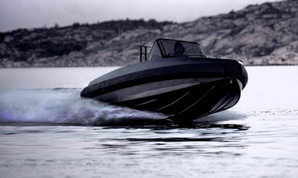Tre modeller från nytt svenskt båtmärke