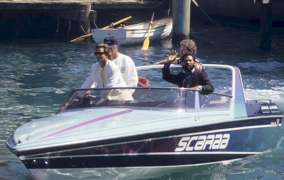 Nu kan du köpa Miami Vice-båten