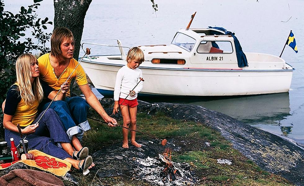 Den mest klassiska 70-talsbåten i fokus