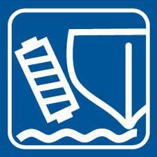 Sex nya sjövägmärken
