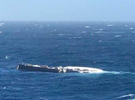 Skulle transportera lyxbåt – tappade henne i Medelhavet