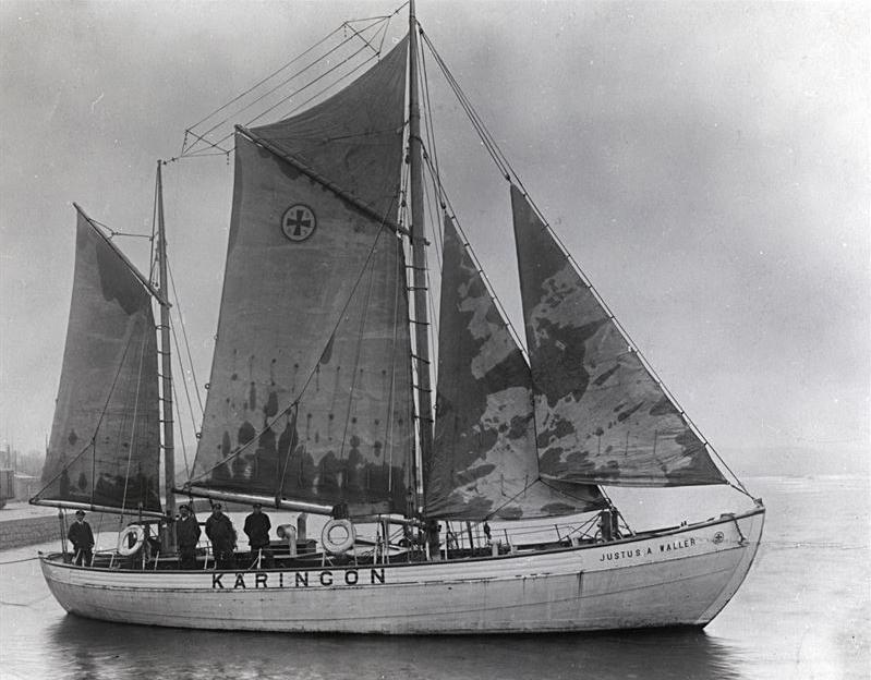Nya historiska fartyg K-märkta