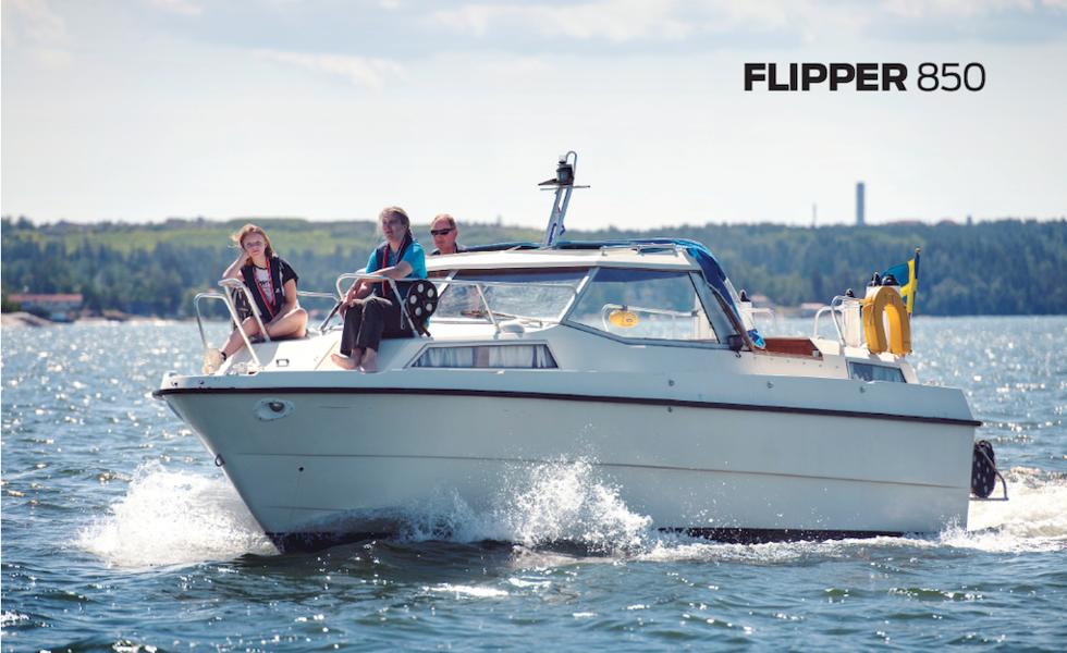 Generationsfajten: Flipper vs Flipper