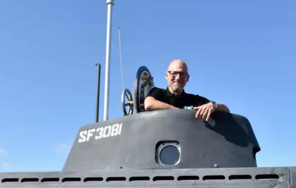 Unik ubåt såld - priset hemligt