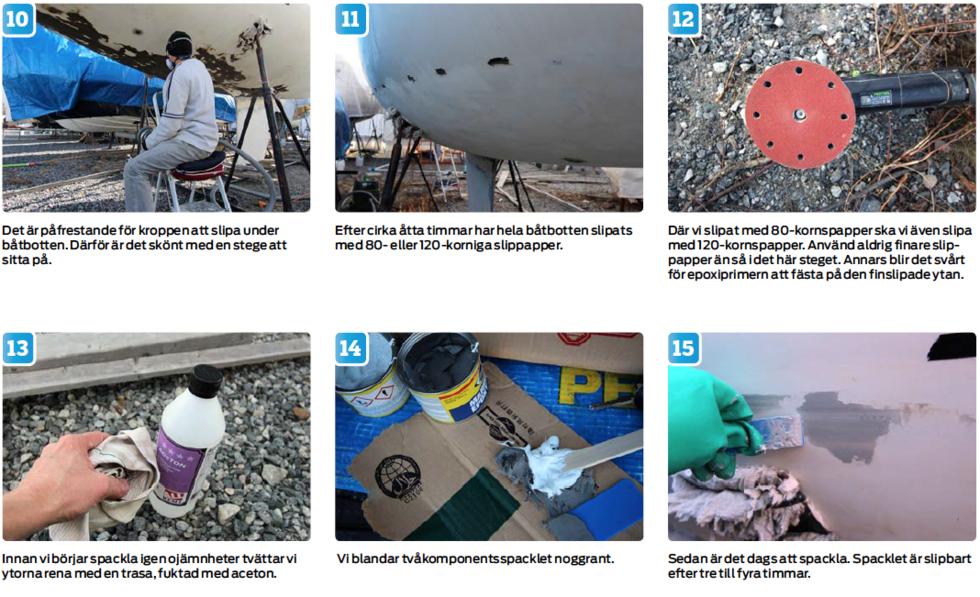 Ny på sjön: Fixa din båtbotten