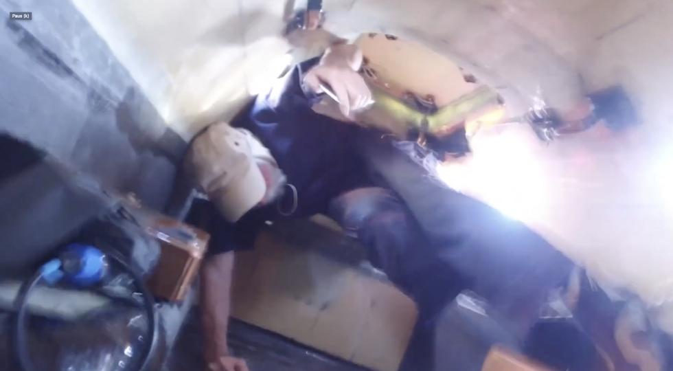 TV: Se Yrvind slå runt i sin nya båt