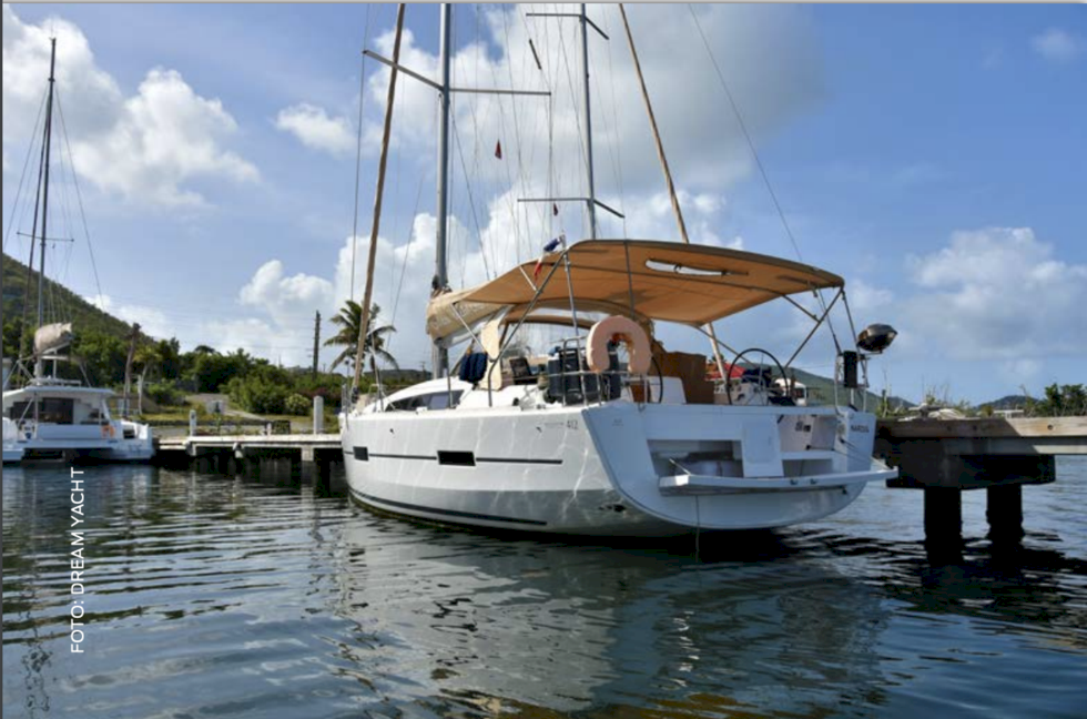 Drömgaranti med egen båt