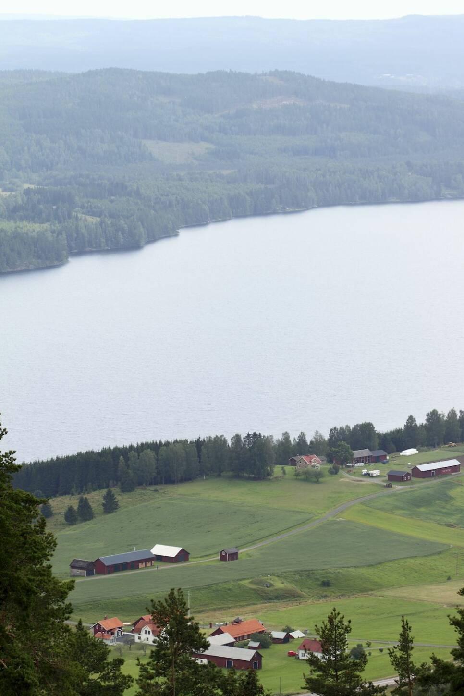 RESMÅL: Värmlands långa sjö