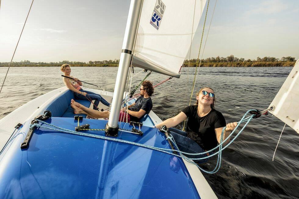 Skön segling – till måttligt pris
