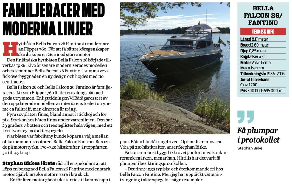GUIDE: Priser, fakta och råd för tio heta begagnade båtar