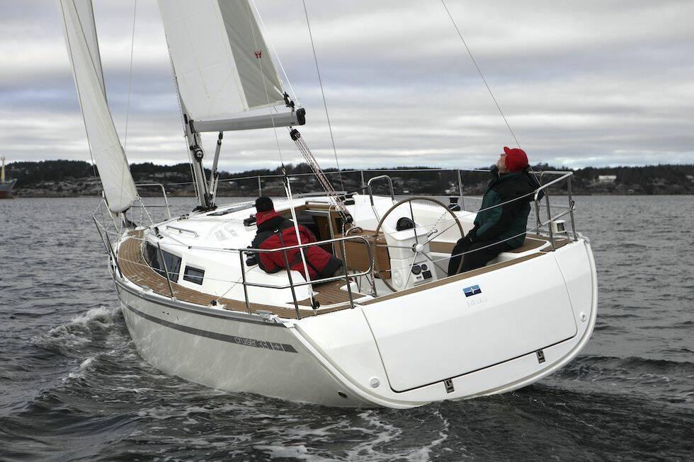 SUPERGUIDE: 8 fina segelbåtar runt 35 fot