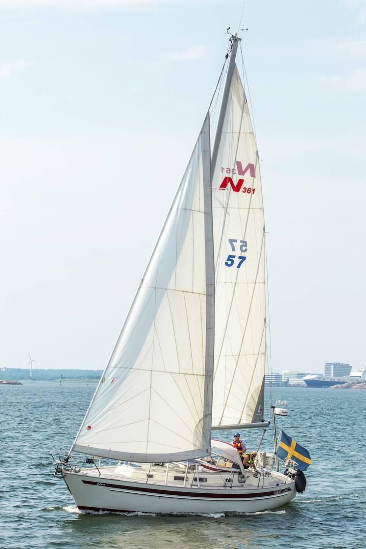 Najad 361 – med finish värdig en riktig Orustklassiker