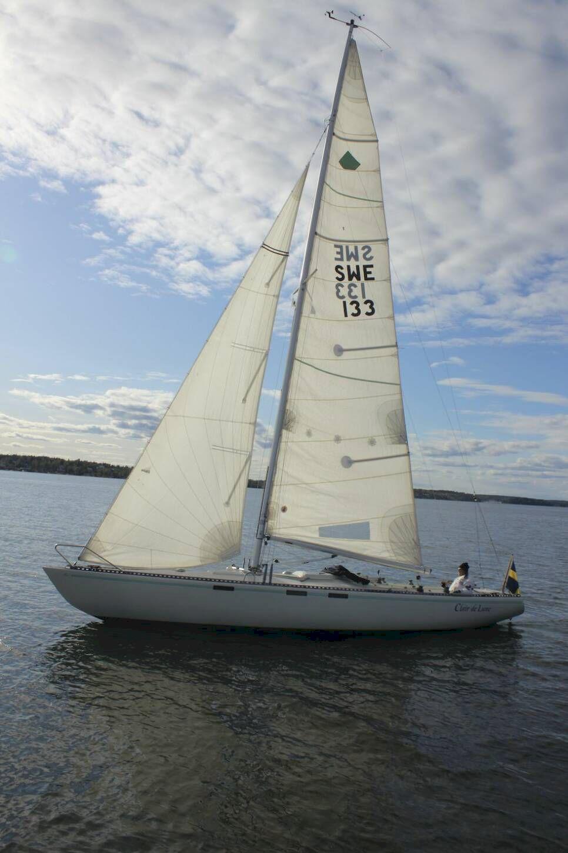 Klassikern: Smaragd – byggd för energiska seglare