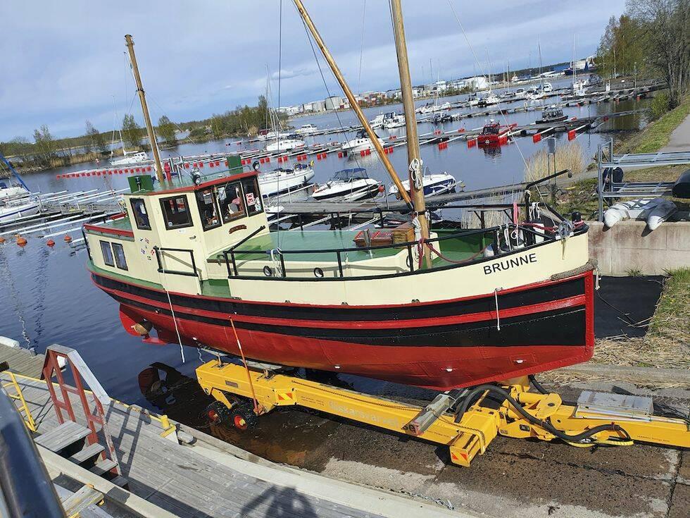Upptagningsguide: Låt hösten bli ett lyft för båten