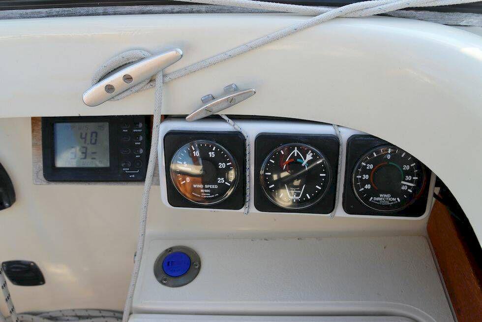 KLASSIKERN: Cayenne 42 – en racer för livsnjutare