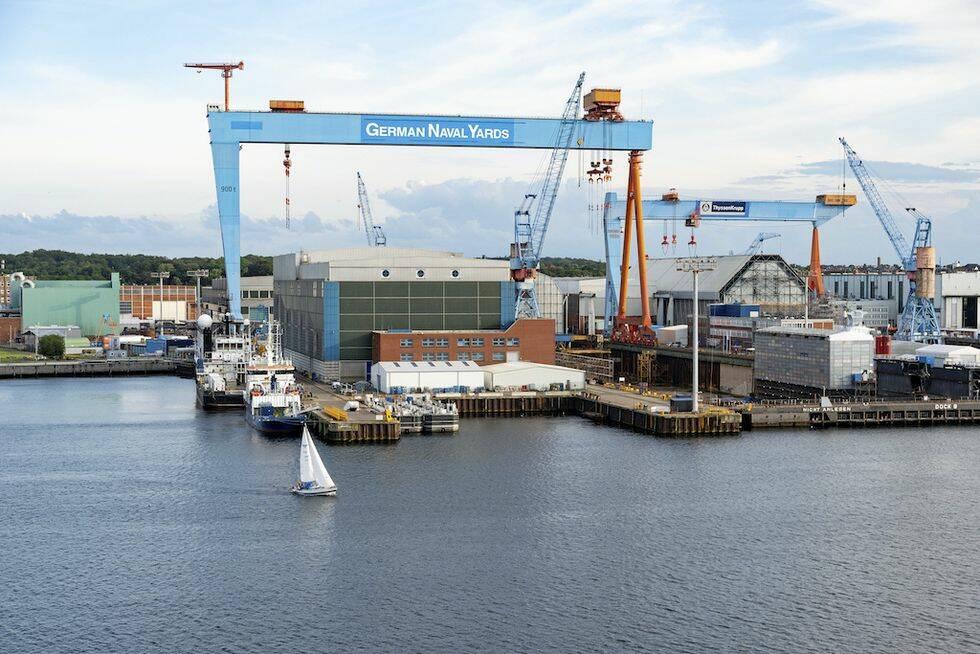 RESMÅL: Kiel – porten till nya äventyr