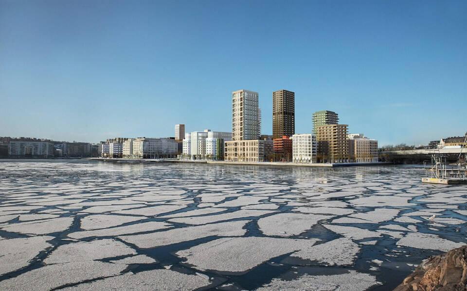 Pendlingsbåt till Stockholms nya jättesatsning