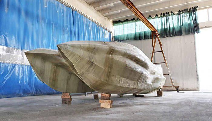 Mambo – världens första 3d-printade glasfiberbåt