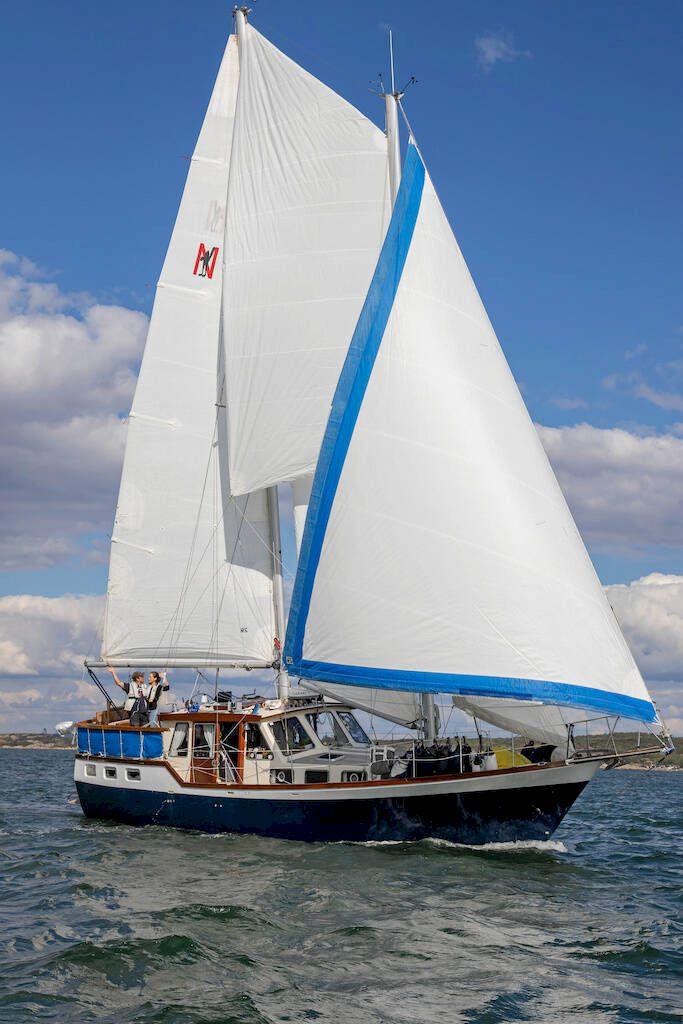 Klassikern: Nauticat 44