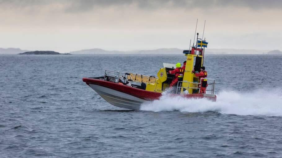 Eldriven bärplansbåt – Sjöräddningssällskapet blickar framåt